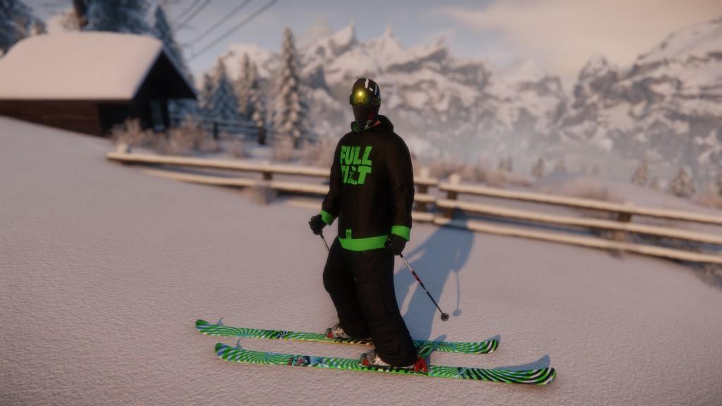 SNOW_LineFullTilt