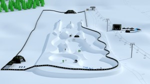 SNOW Course Layout 2
