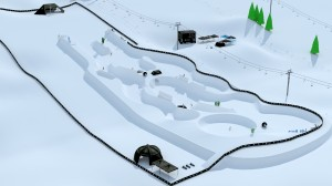 SNOW Course Layout