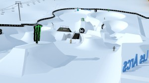 SNOW Course Layout 3