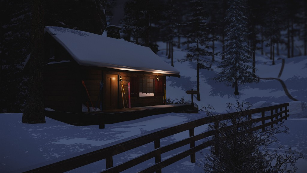 SNOW End Session Lodge