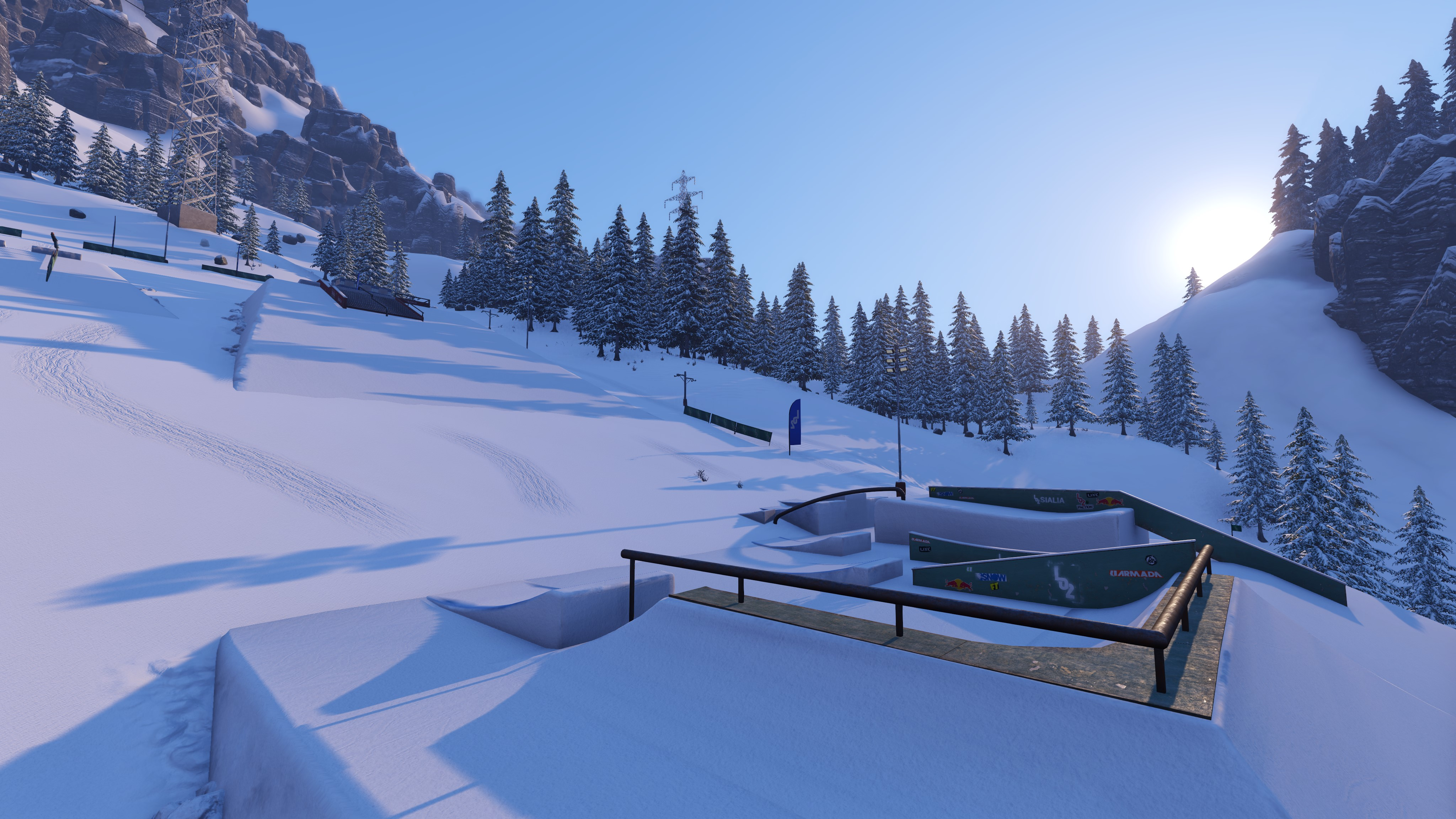 M4 Update Out Now - SNOW